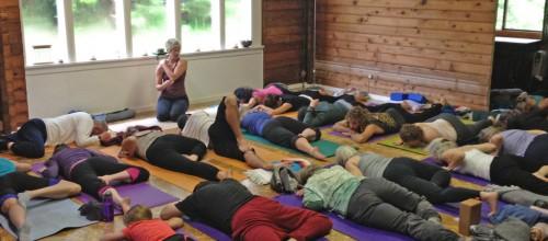 Relax & Renew Restorative Yoga