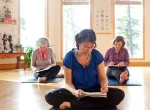 Yasodhara Hidden Language Hatha Yoga